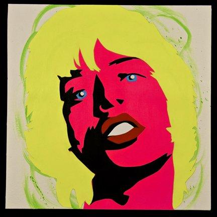 Deb Lowney: Mick Jagger 2