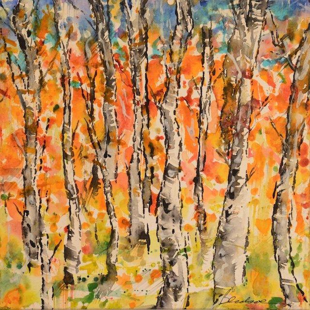 Edward Bledsoe, Flavor of Fall