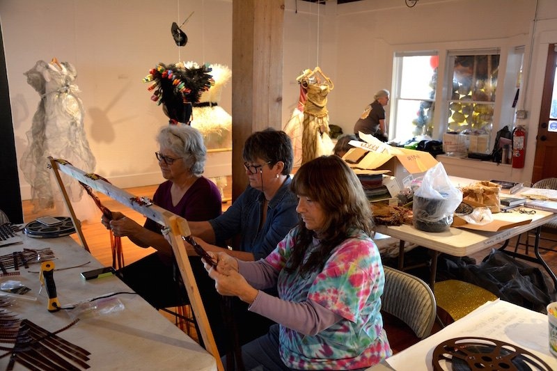 Wearable Arts Workshops And Open Studios