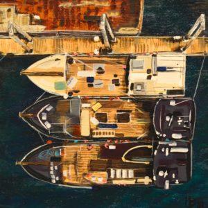 Harbor Boats, Holly Brennan
