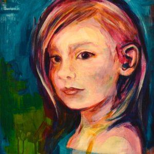 River Girl, Carla Cope