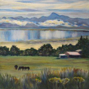 Lowtide Reflection, Jan Peyton