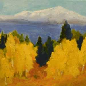 Autumn Afternoon On The Bay, Renee Patten