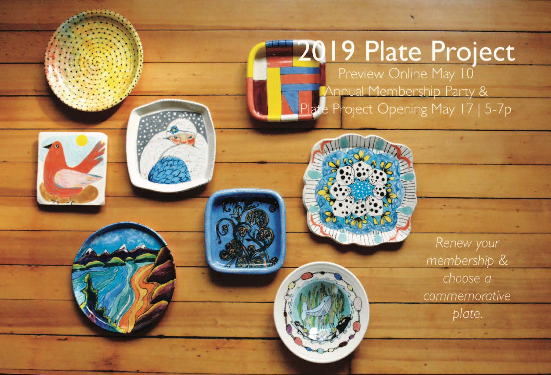 2019 Plate Project Gallery