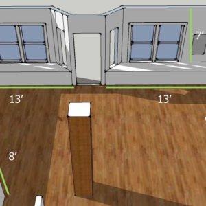 Bunnell Floor Plan 5