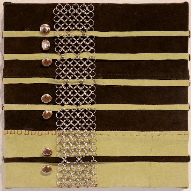 Christine Kulcheski, Leather And Links II