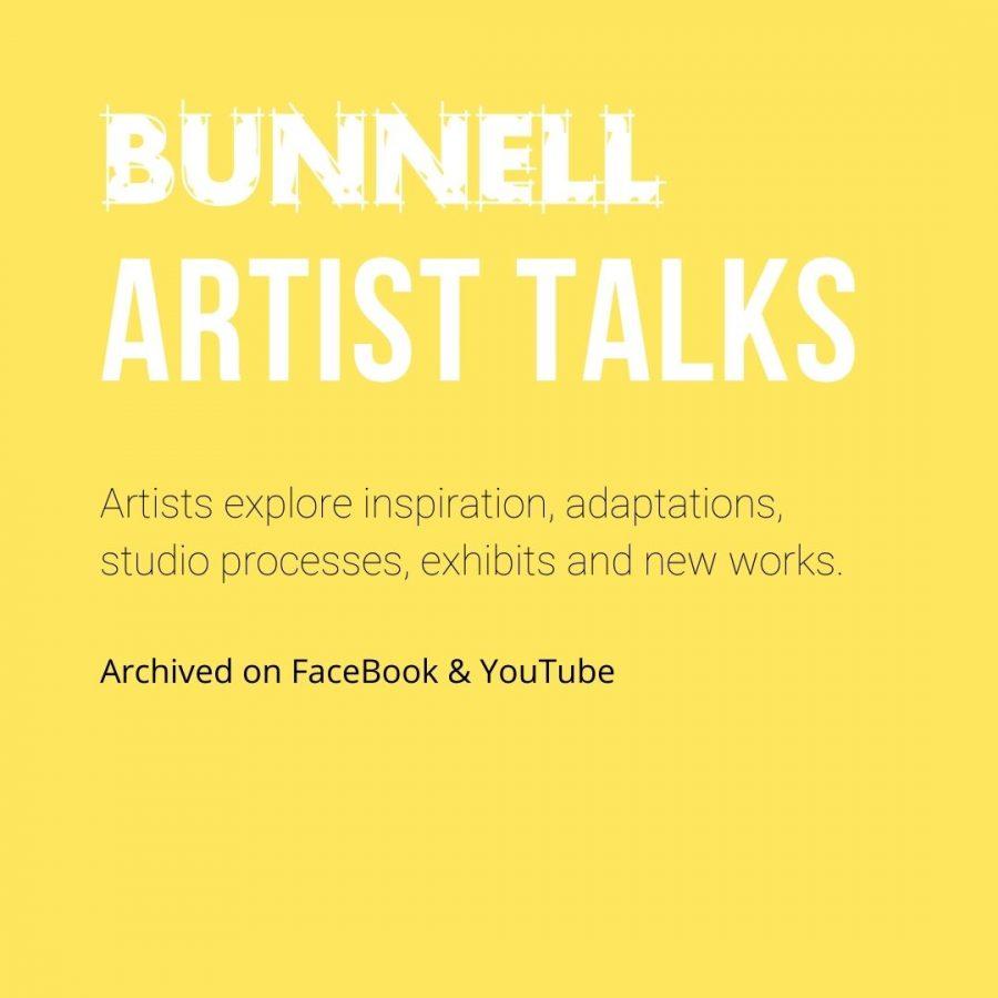 Copy of Artist talks
