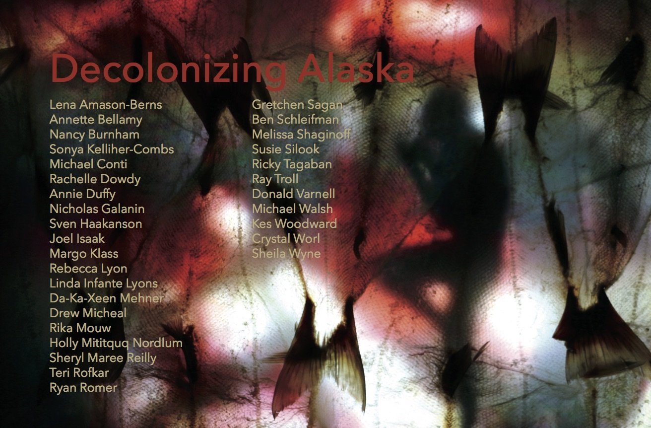 First Friday: Decolonizing Alaska