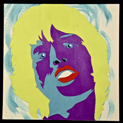 Deb Lowney: Mick Jagger 3