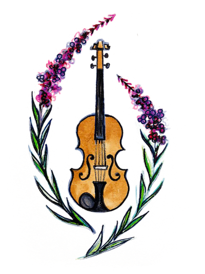 Fireweed Frescoes Chamber Trio At Bunnell 2/16, 4pm