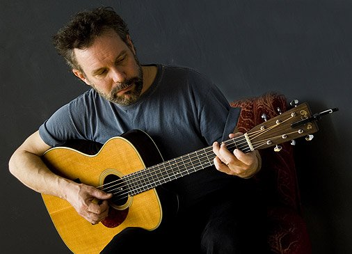John Gorka Concert, November 11th, 7 Pm