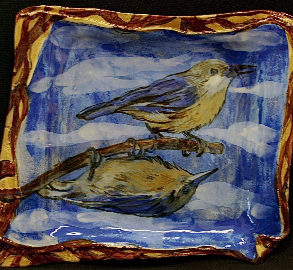AnnMargret Wimmerstedt / Ruby Haigh (blue Birds) $250+
