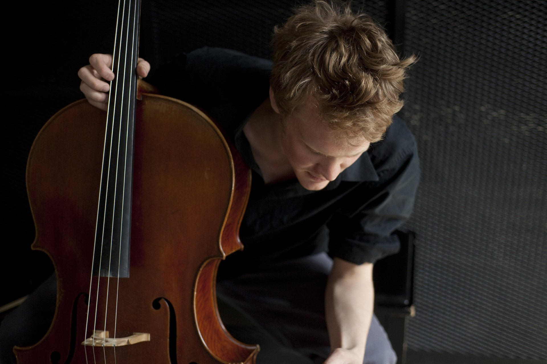Jari Piper, Cellist, Concert July 10th, 2pm