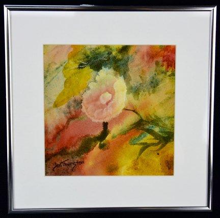 Jan Thurston: Mystic Flora 1