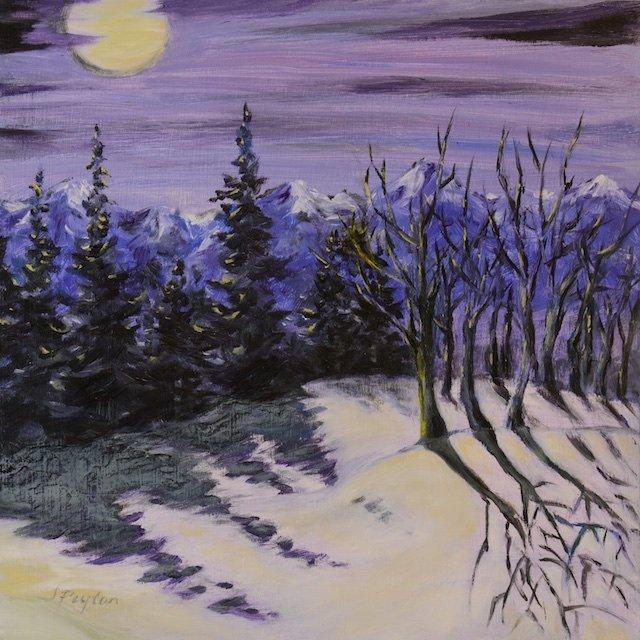 Jan Peyton, October Moon