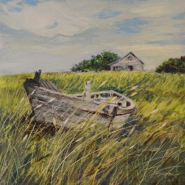 Jan Peyton, Chignik Meadow