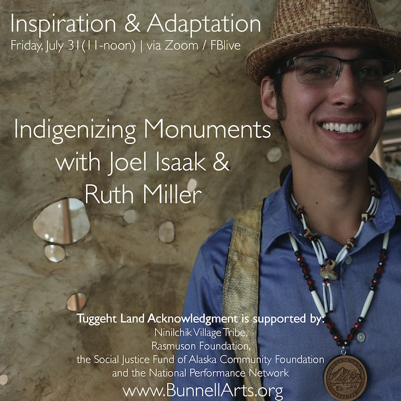 Part 4: Indigenizing Monuments With Joel Isaak & Ruth Miller, July 31, 2020