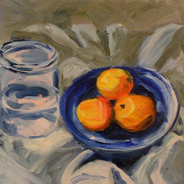 Johanna Spaeder, Oranges