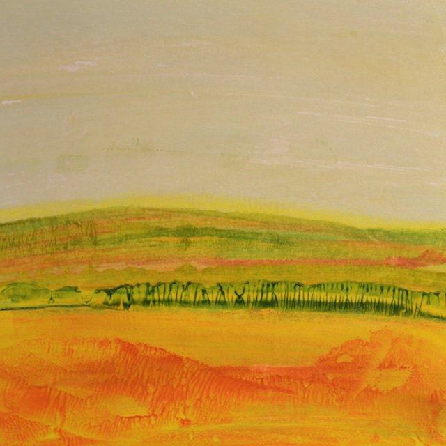 Kathy Smith, Homer Landscape II