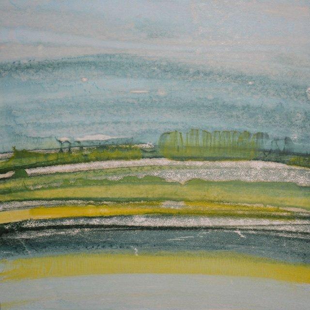 Kathy Smith, Homer Landscape III