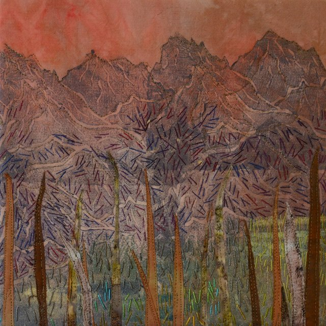 Linda Robinson, Kachemak Sunrise