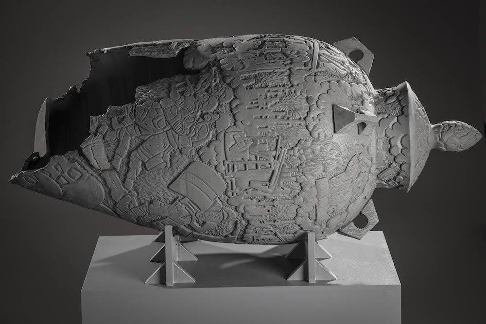 Lukas Easton Exhibit, November 2017