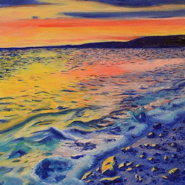 Maria Bernier, Ocean's Edge