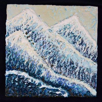 Marie Walls Alexson: : Bay Triptych (2of 3)