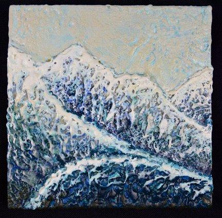 Marie Walls Alexson: Bay Triptych (3 Of 3)