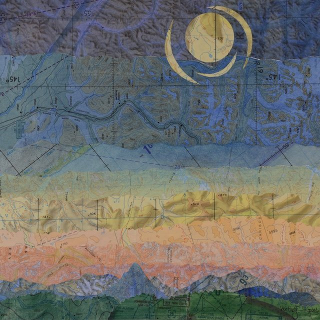 Mary Ver Hoef, Chinapoot Moon
