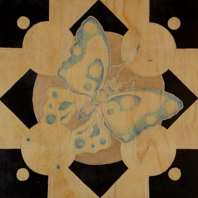 M'fanwy Dean, Geometric Butterfly