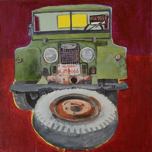 Micheal E. Murray, The Land Rover That Got Away
