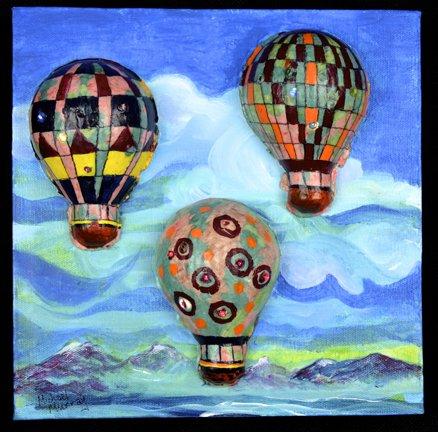 Michael Murray: Balloons