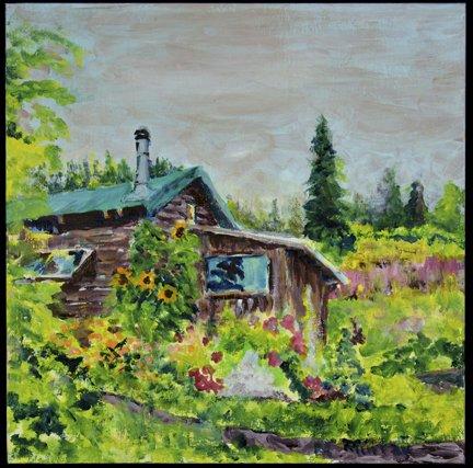 Michael Murray: Sean's Cabin
