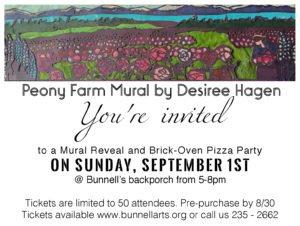 Mural invite front