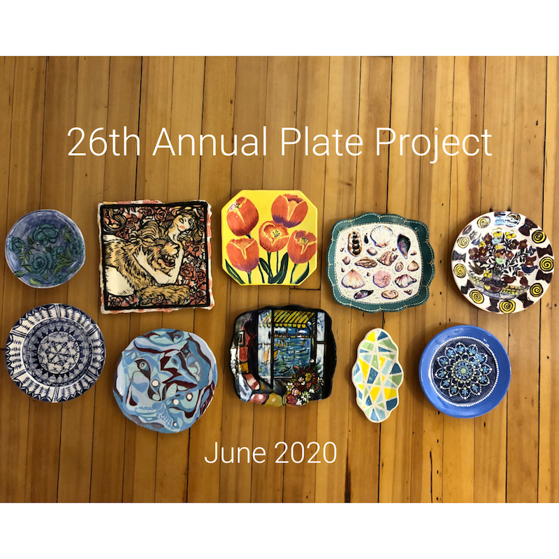 2020 Plate Project Gallery