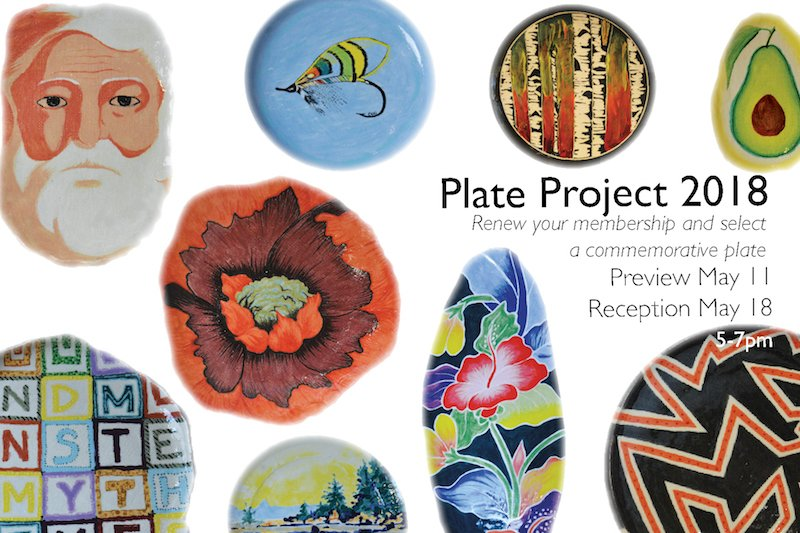 Plate Project 2018