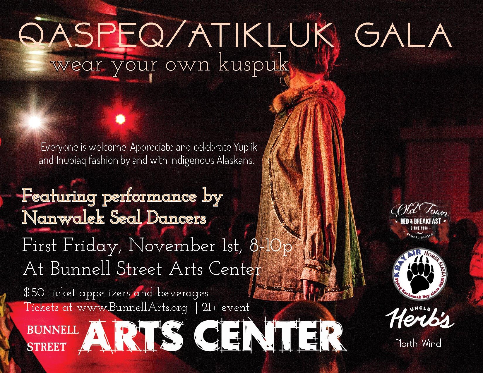 Wear Your Own Kuspuk Gala