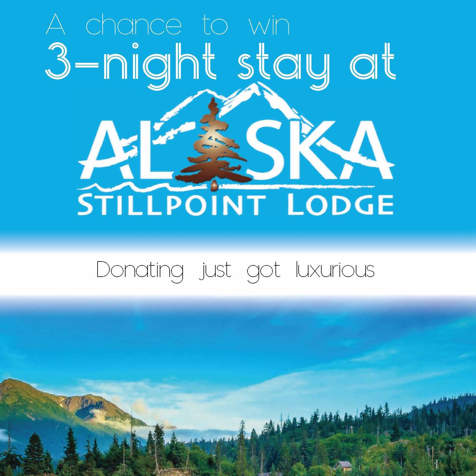 Stillpoint Lodge Raffle Drawing On Friday, 12/20