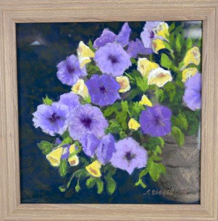 Andy Sonneborn: Petunias