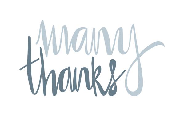 Thank You 2015 Members!