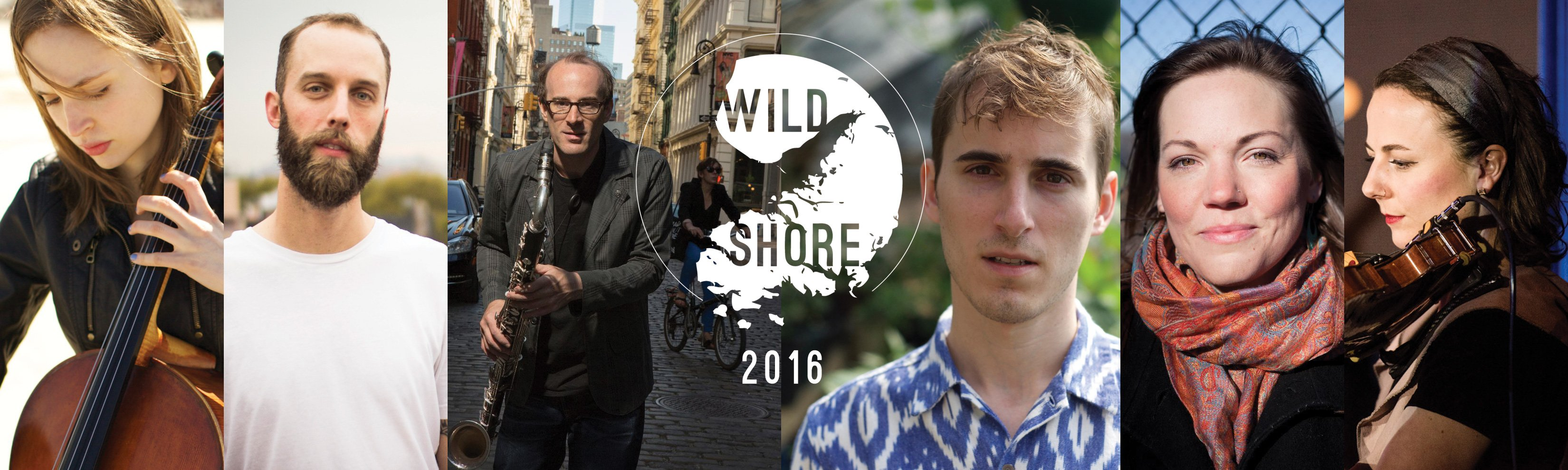 Wild Shore, New Music: August 7-14, 2016
